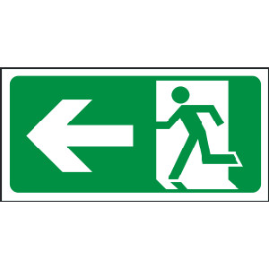Fire Exit Signs Image