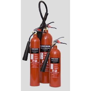 Carbon Dioxide Fire Extinguishers Image