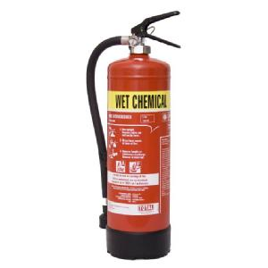 6 Litre Wet Chemical Fire Extinguisher Image