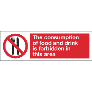 200mm x 300mm The consumption of food etc. Image